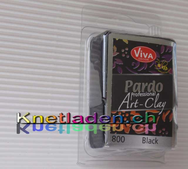 Pardo Professional Art Clay 800 Black